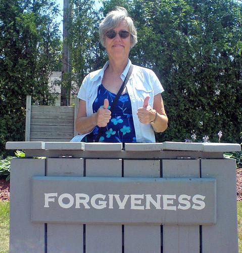 forgiveness, image by Flickr user Bob Gaffney