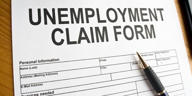 Unemployment claims application