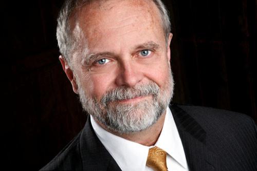 Photo of conductor Gary Thor Wedow
