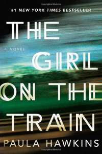 """Book cover for """"Girl on the Train"""""""