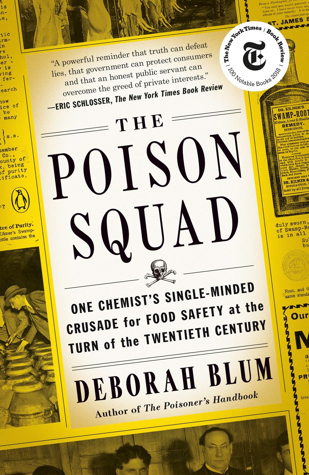 Poison Squad by Deborah Blum