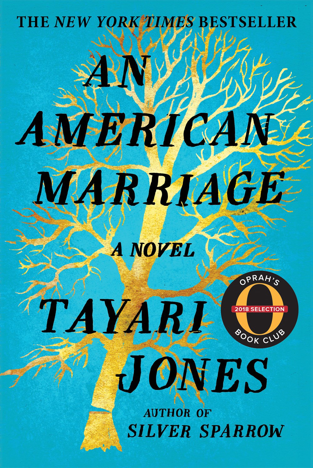 American Marriage by Tayari Jones