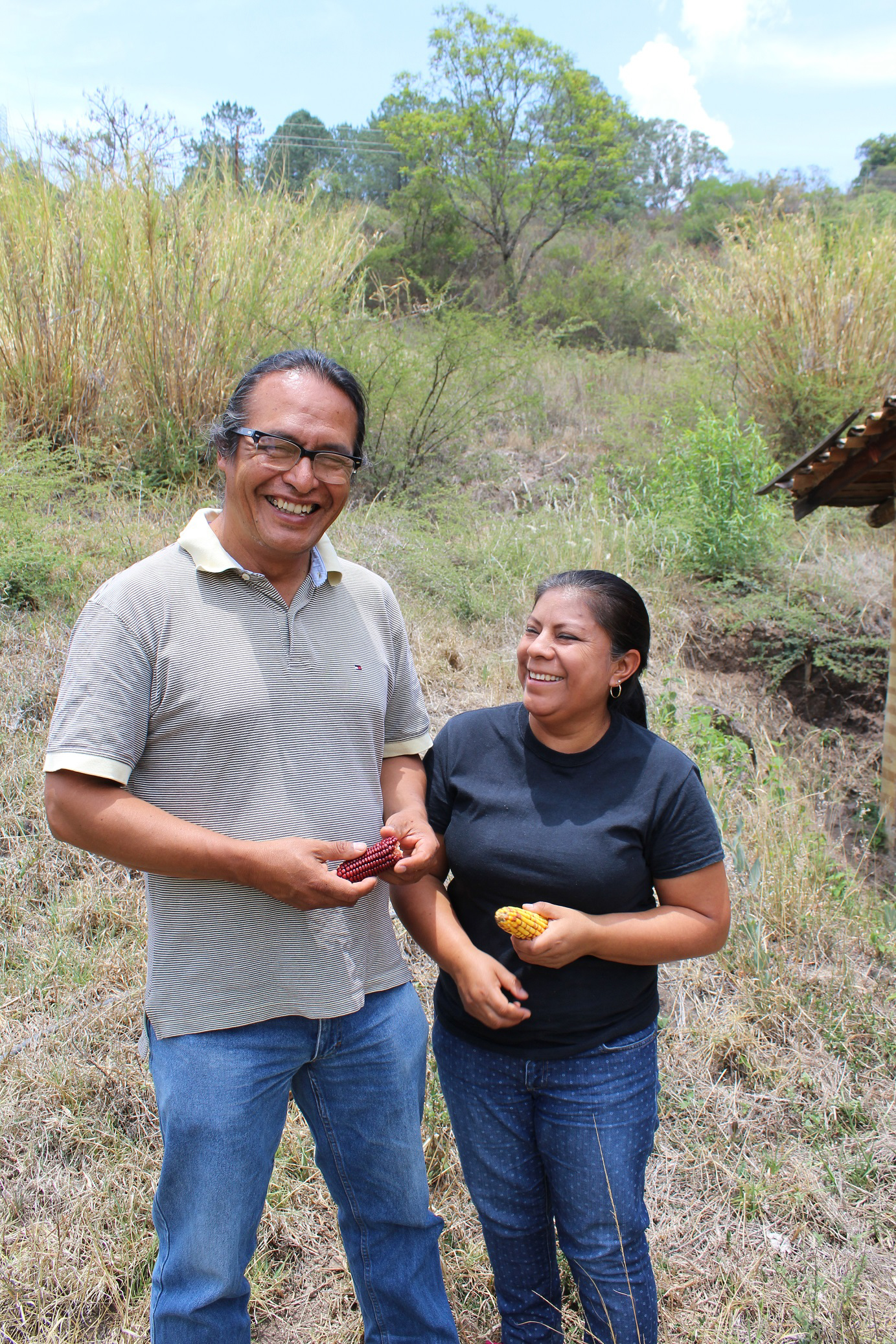 Gonzalez Rojas and Gabriela Linares Sosa are activists for indigenous communities with the Union of Organizations of the Sierra Juarez of Oaxaca (UNOSJO). <em>Seth Jovaag(TTBOOK)</em>