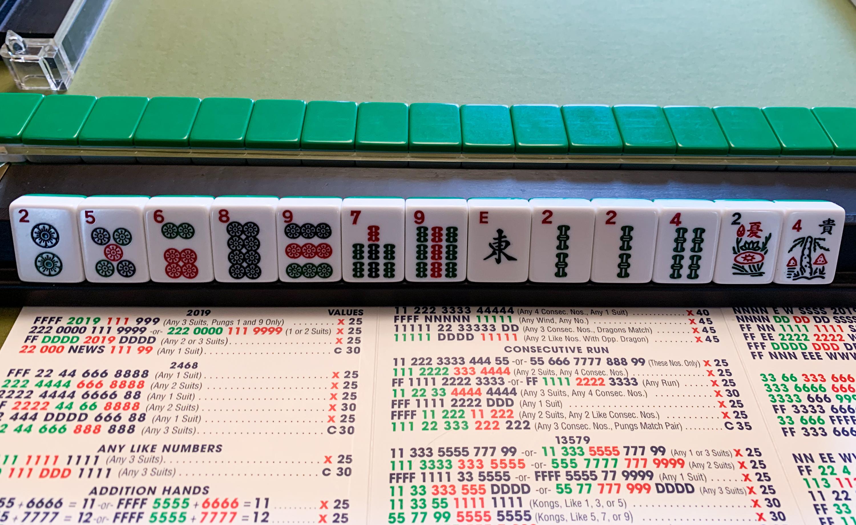 Mahjong tiles.&nbsp;<em>Angelo Bautista (TTBOOK)</em>