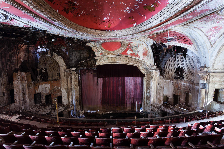 Paramount in Newark, NJ.