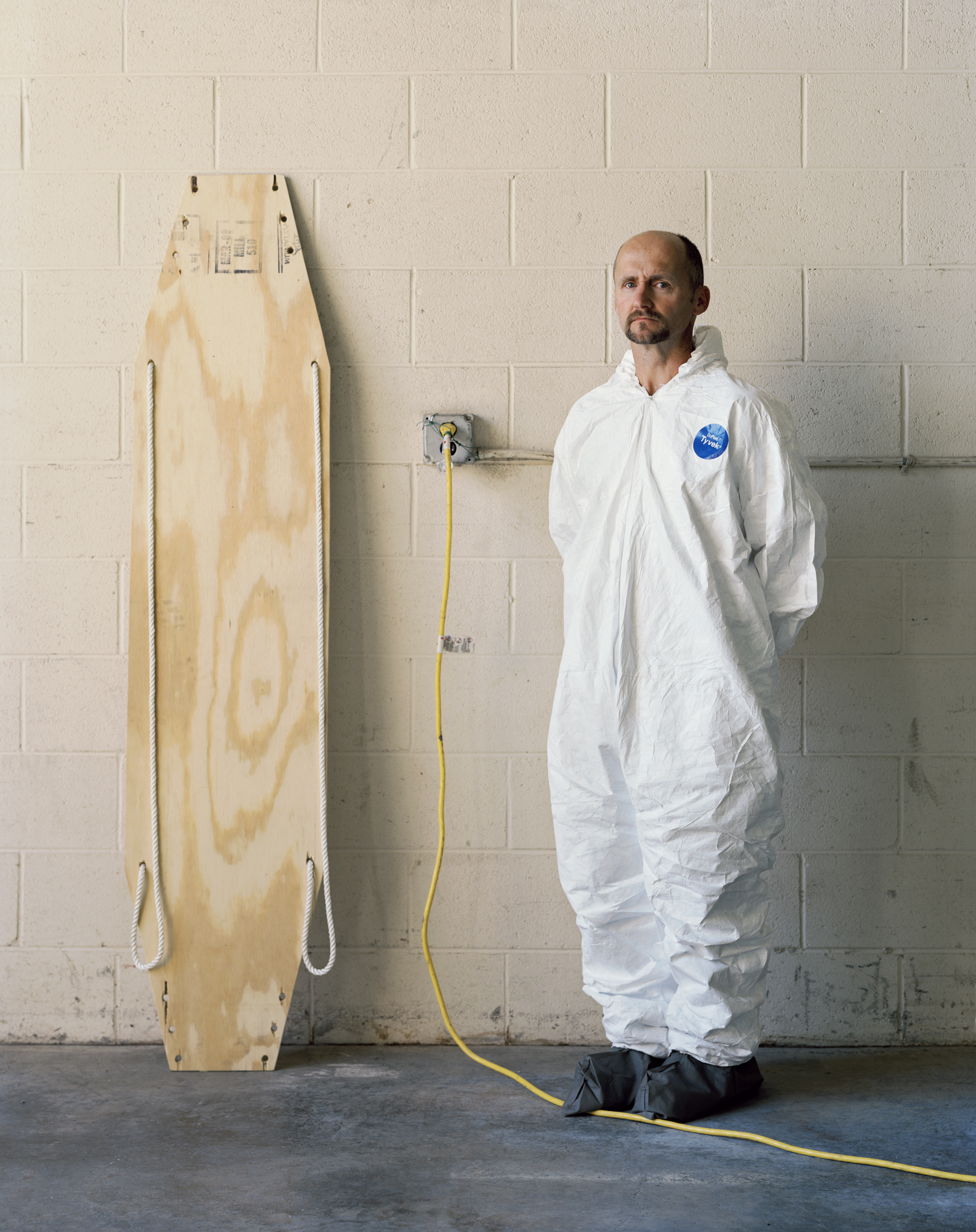 Andy Zawacki, Chief Operations Officer | Cryonics Institute, Clinton Township, Detroit, Michigan, USA 2010