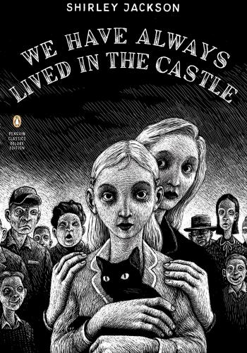 """We Have Always Lived in the Castle"" By Shirley Jackson (Penguin Classics)"