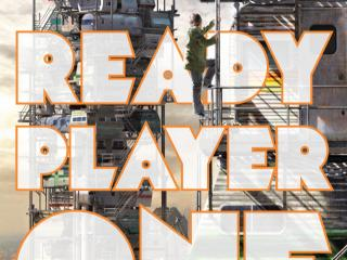"""""""Ready Player One"""" by Ernest Cline"""