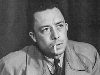 Albert Camus in the 1950s