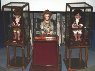 Jaquet Droz automatons