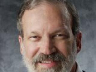Color portrait photo of Jim Fleming