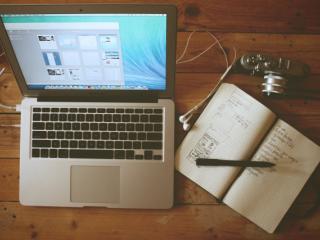 digital and analog, together