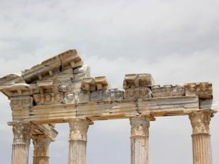 broken columns