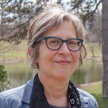 """Arlene Stein, author of """"Unbound"""""""