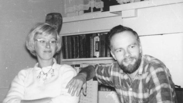 Anne R. Dick and Philip K. Dick