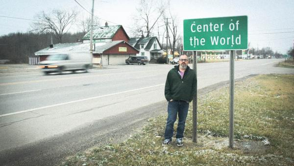 Charles Monroe-Kane in Center of the World