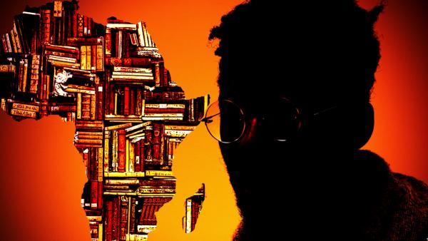 Africa made of books