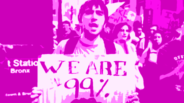 we are the 99 percent