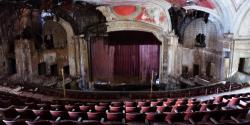Paramount Theatre in Newark, NJ