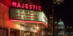 The Majestic Theater in Madison