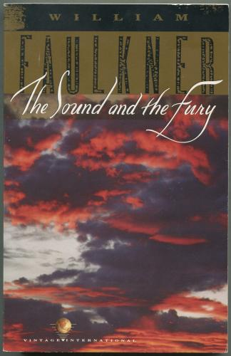 """The Sound and the Fury"" by William Faulkner"