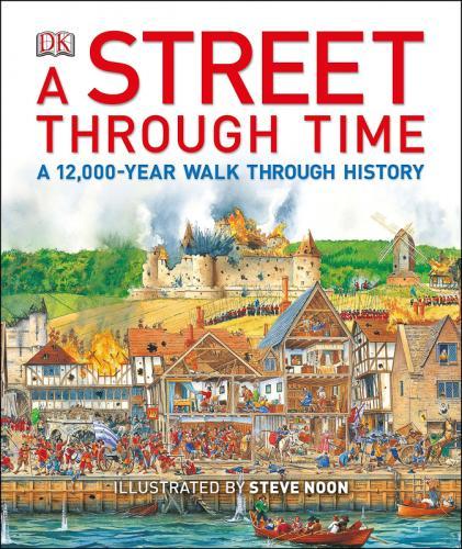 Street Through Time by Anne Millard