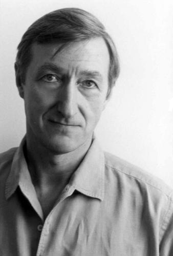 Portrait of Julian Barnes