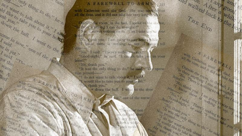 "Ernest Hemingway and the many endings of ""Farewell To Arms"""