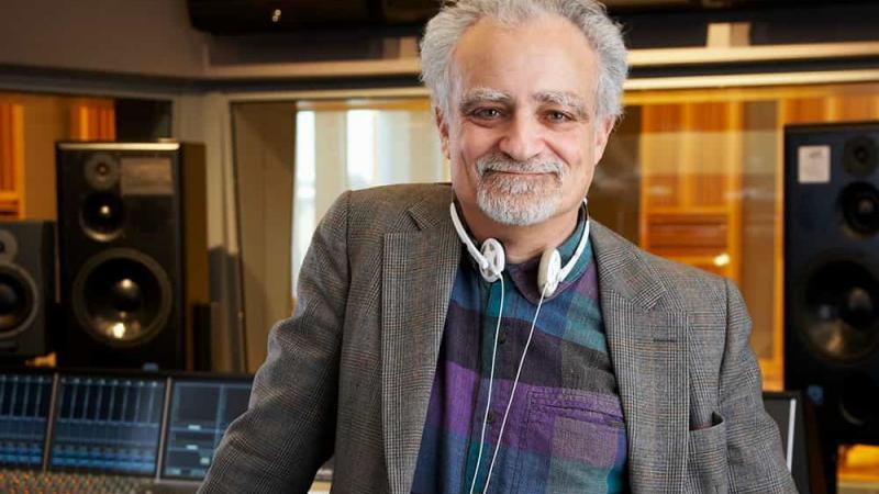 Tony Kahn, radio producer/personality