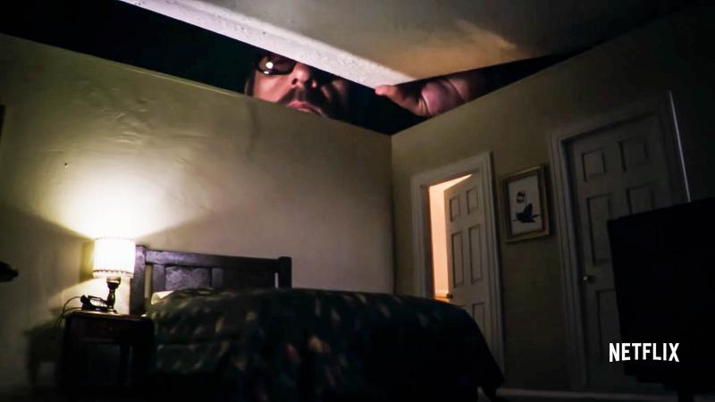 "Still from trailer for ""Voyeur"" (Netflix)"