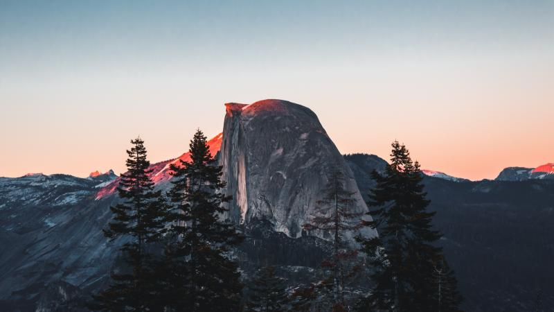 View from Yosemite