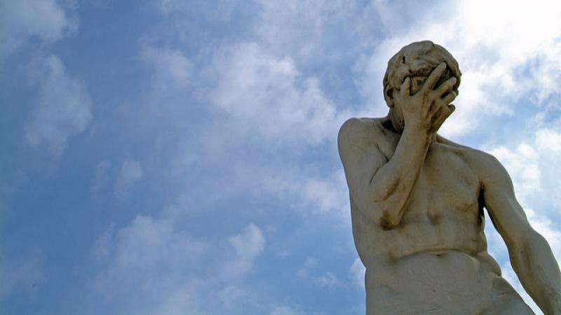 shame statue