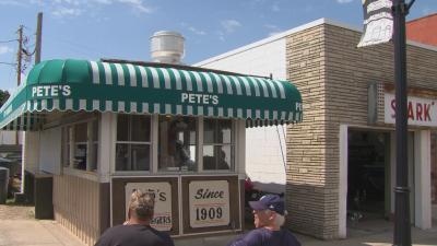 Pete's Hamburgers