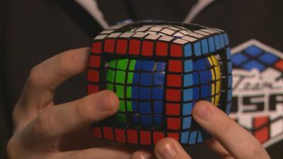 Rubik's Cube Champ