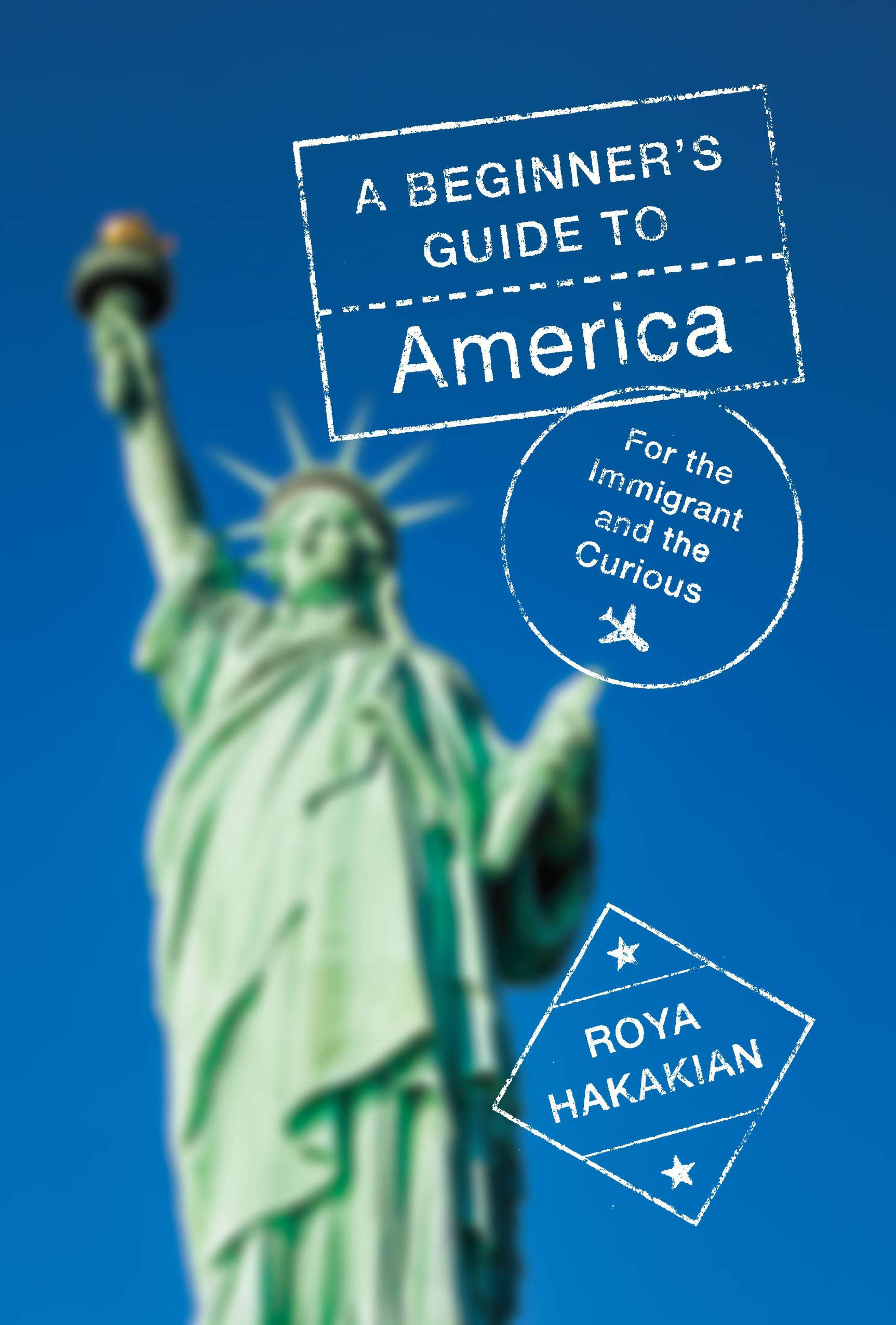 Book cover for A Beginner's Guide to America