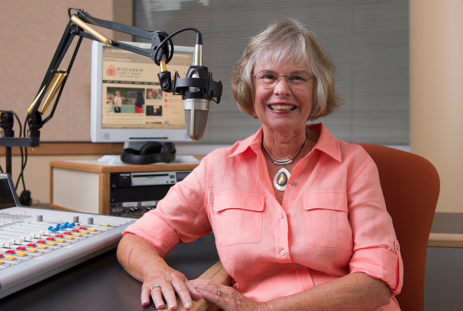 WPR's Kathleen Dunn