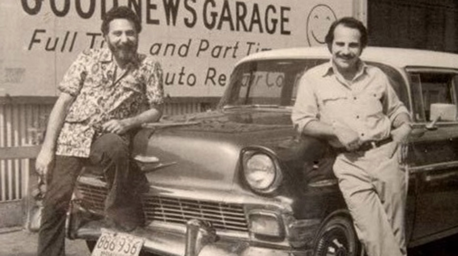 Tom and Ray Magliozzi Credit Car Talk