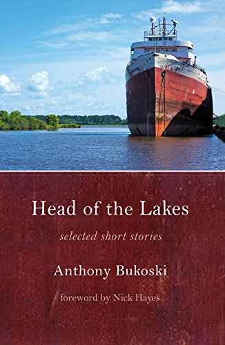 Book cover for Head Of The Lakes by Anthony Bukoski