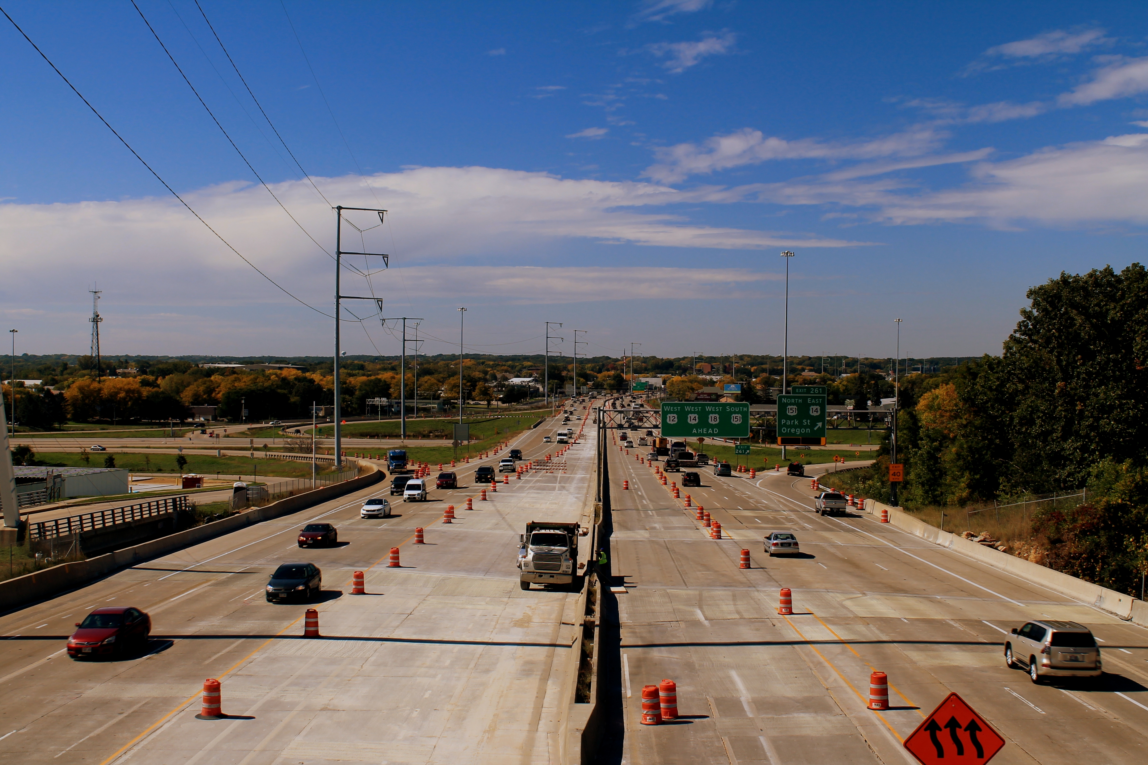 wpr.org - Regional Planning Officials: $47M In Federal Funding Gone From Urban Road Projects