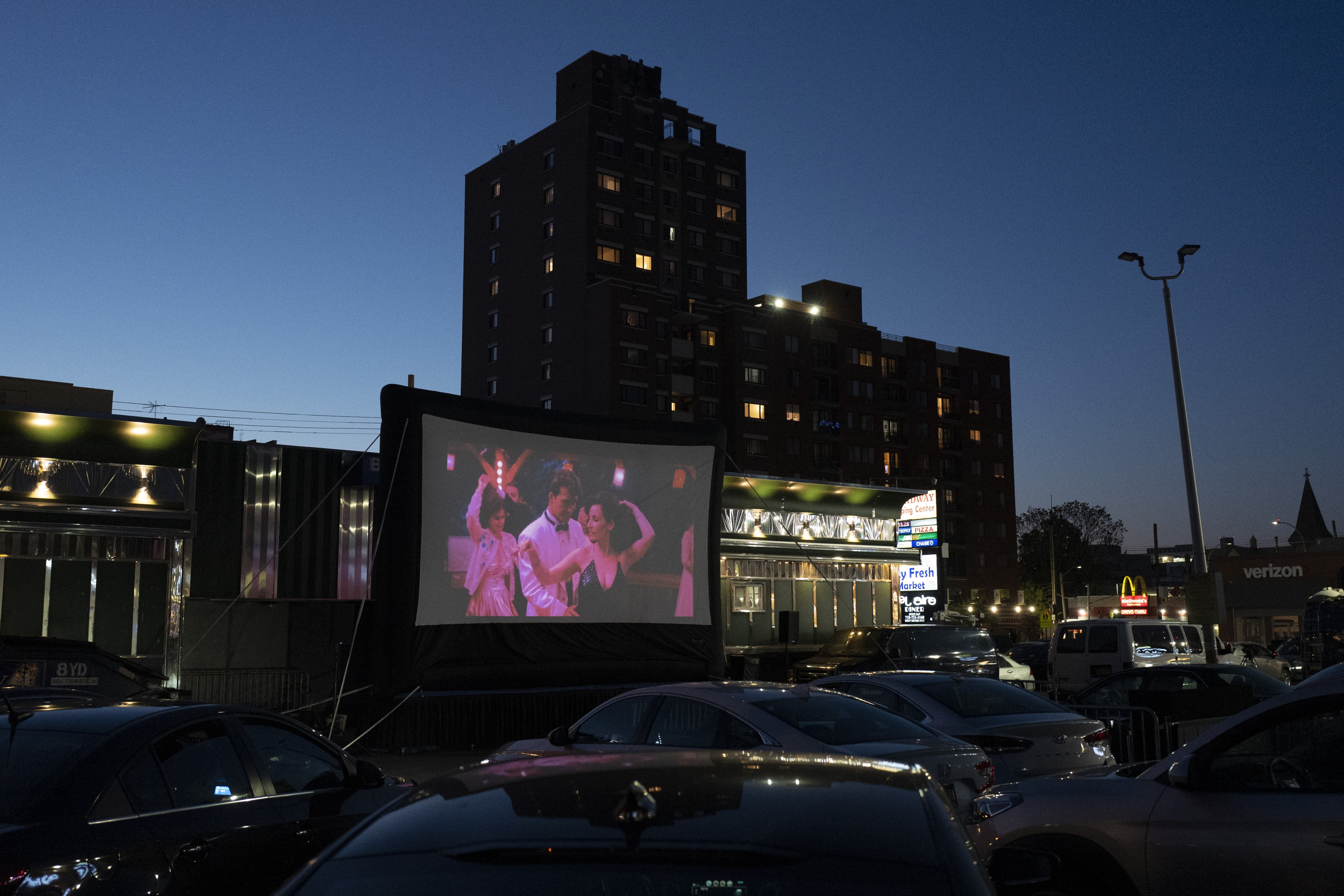 Pop Up Drive In Theaters Providing Safe Entertainment During Pandemic Wisconsin Public Radio