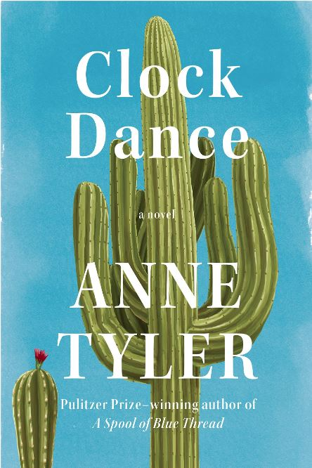 Bookcover for Clock Dance by Anne Tyler