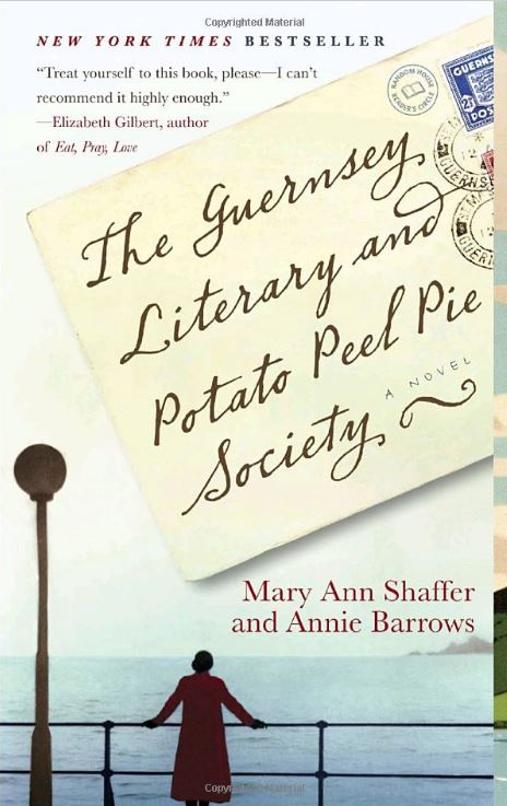 Bookcover for The Guernsey Literary and Potato Peel Society by Mary Ann Shaffer and Annie Barrows