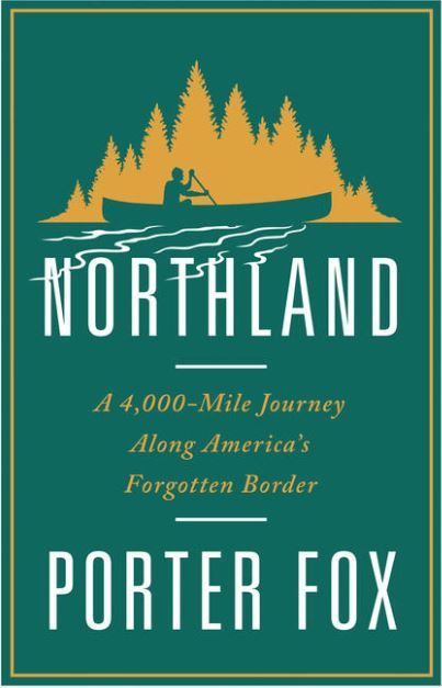 Bookcover for Northland by Porter Fox