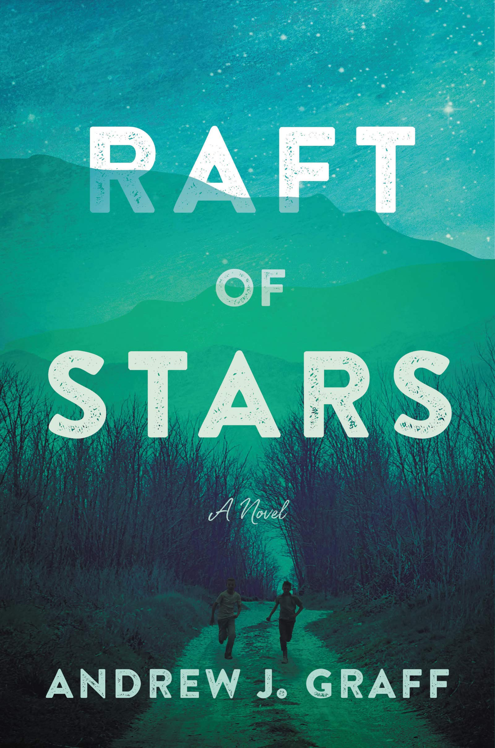 Book cover for Raft of Stars
