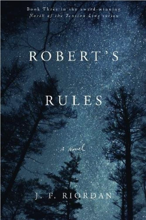 Bookcover for Robert's Rules by J.F. Riordan