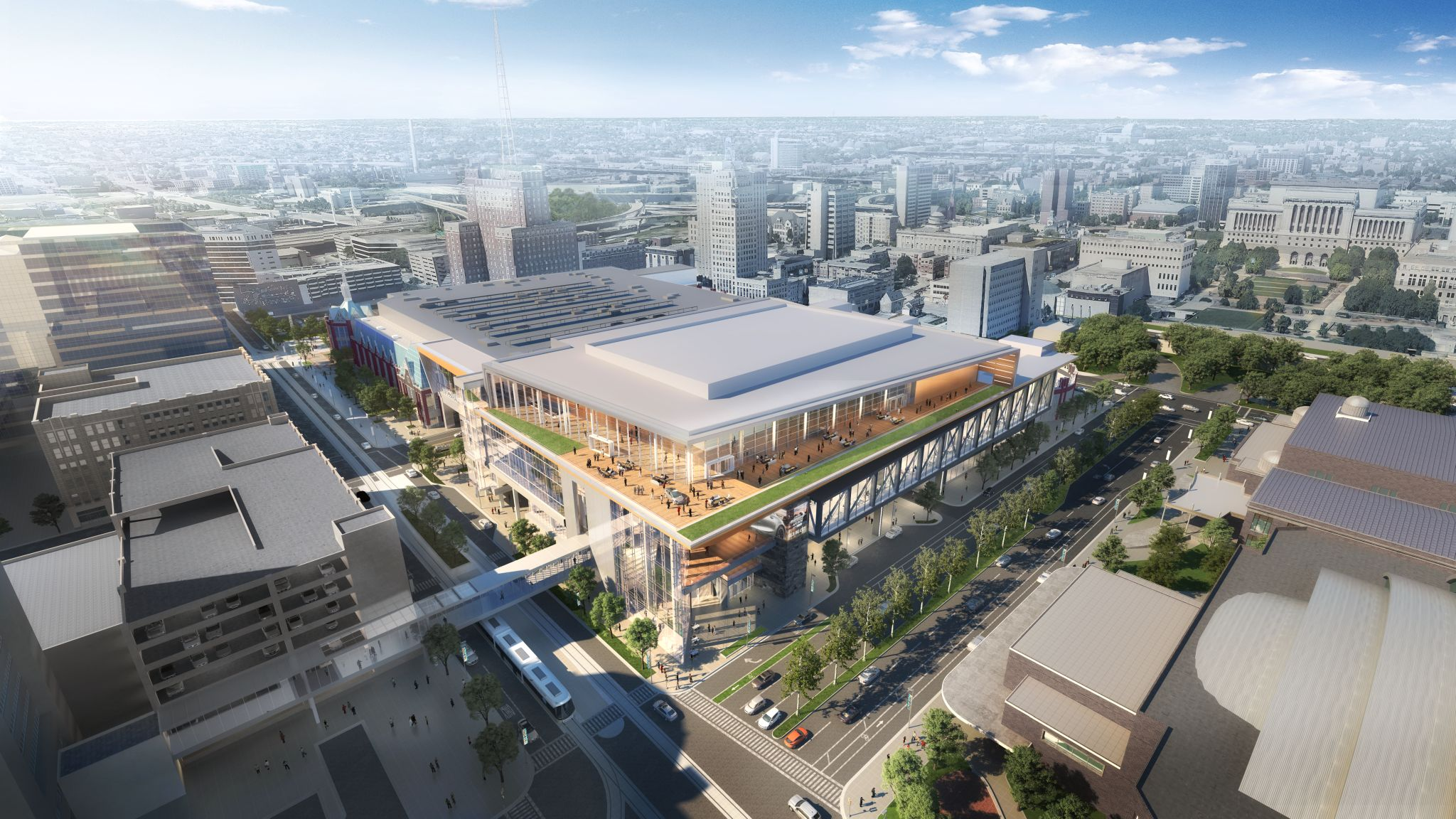 Wisconsin Center District Board Approves $420M Expansion Of Milwaukee Event Center