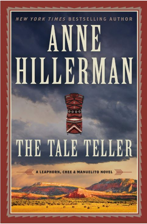 Bookcover for The Tale Teller by Anne Hillerman