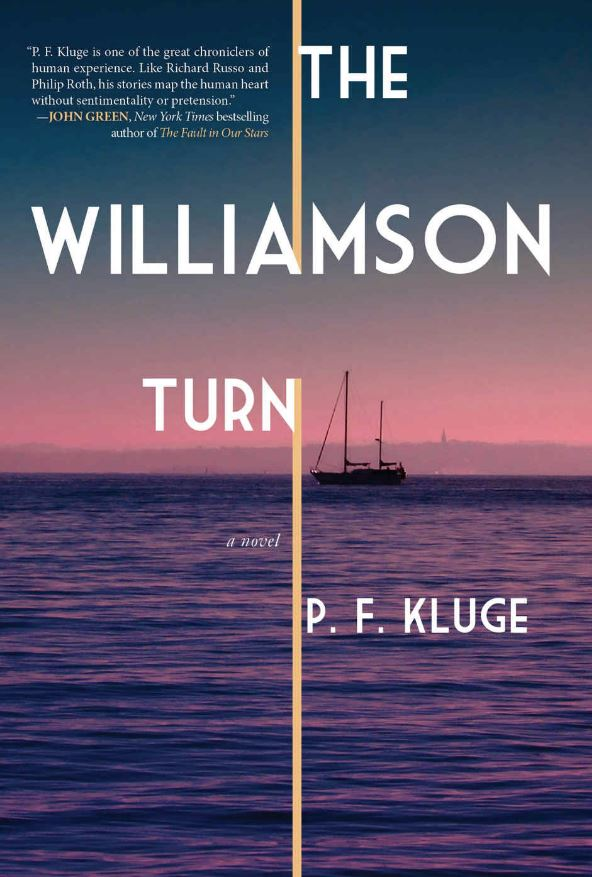 Bookcover for The Williamson Turn by P.F. Kluge