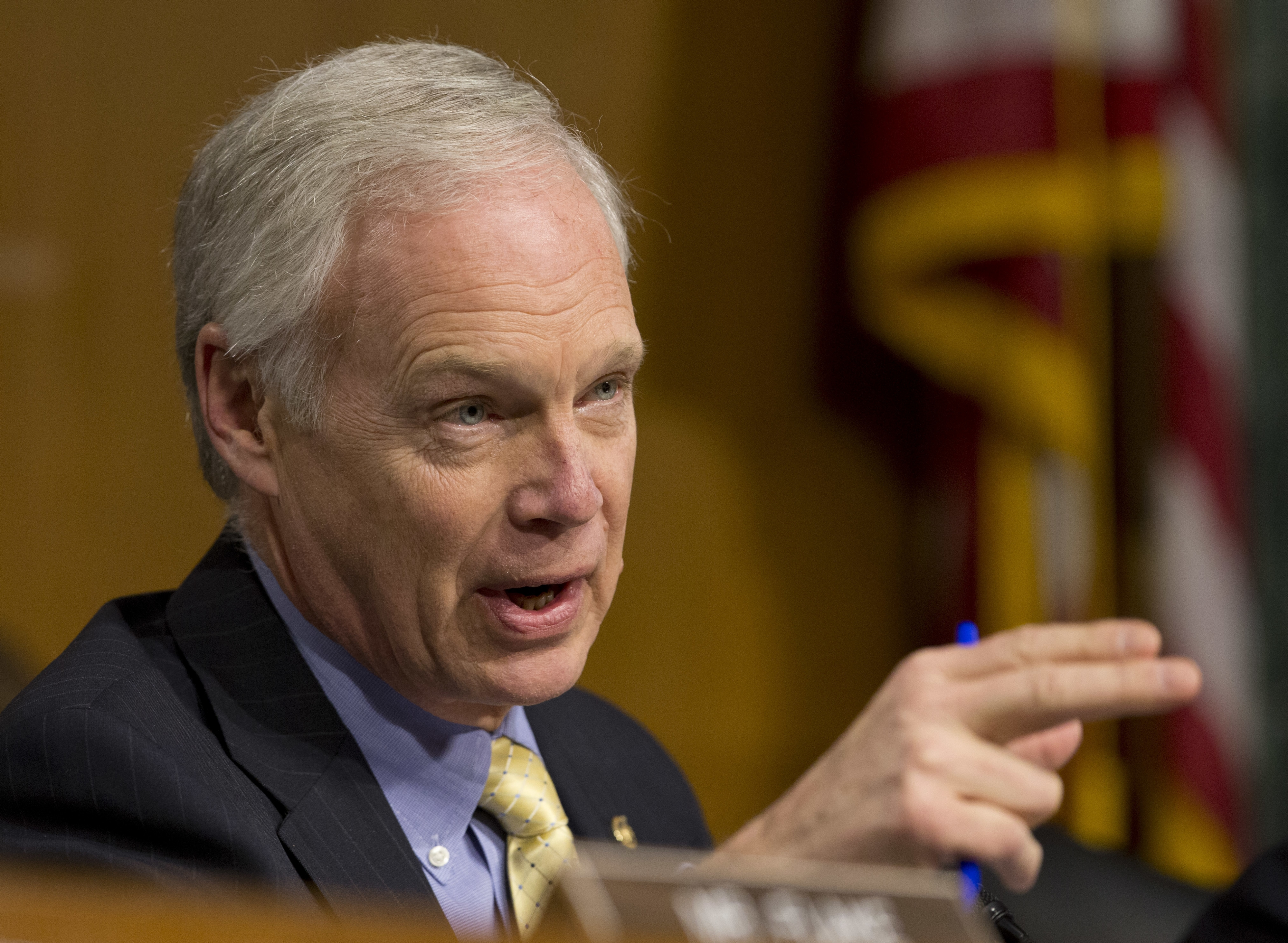 Republican US Sen. Ron Johnson Suspended From YouTube