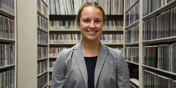 Clara Neupert, Host of The West Side